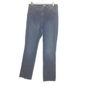 Style & Co Tummy Control Straight Leg Jeans 10S